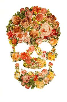 Death in bloom by Adria Molins Design Barcelona