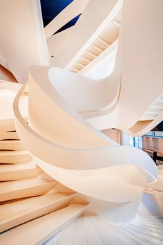 CJWHO ™ (Stairs by Matthias Haker CJWHO:facebook|...) #amazing #design #interiors #stairs #luxury