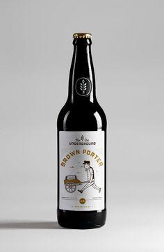 wooilikeit ^.^ - Underground Beer Club by Mundial #packaging #beer #beverage