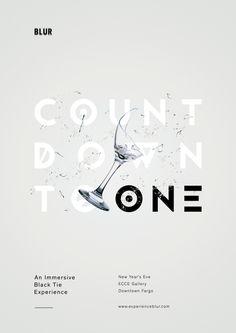 Random Poster Designs on Behance