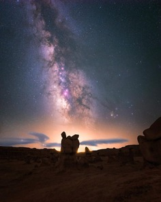 Incredible Milky Way and Astrophotography by Chris Terstegge