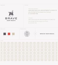Brave New Media | Studio MPLS #design
