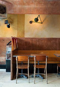 navy_restaurant_2 #interior #design #decor #restaurant #deco #decoration