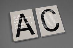 schafftersahli.com #print #design #book #typography