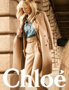 Chloé Fall 2010 Campaign | Raquel Zimmermann by Inez & Vinoodh #advertisement #direction #photography #art #fashion