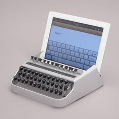 itypewriter #ipad #design #gadget