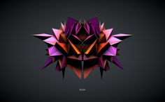 Concept Flowers   Series #1 on Behance