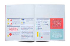 LGBT Youth Report - Matt Chase | Design, Illustration #print #layout #typography #design