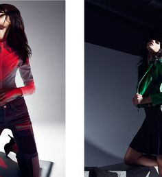 Fashion Photography by Greg Adamski #fashion #photography #inspiration