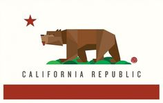 California | Flickr - Photo Sharing! #illustration