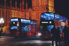 London, Buses