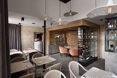 Ibsen Fish Restaurant copper gold architect interior architecture minimal modern best beauty beautiful mindsparklemag mag 01