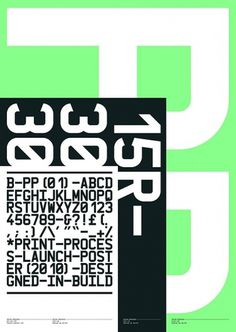 Lookwork: emilolsson's Library #build #process #print #identity #green