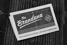 Brandana_1 #logo #print #ptarmak #script