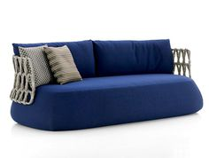 Fat-Sofa Outdoor Collection by Patricia Urquiola - #design, #furniture, #modernfurniture, design, furniture