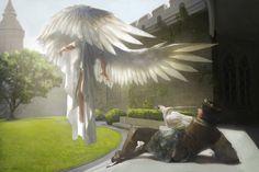 Stunning Digital Paintings by Miguel Mercado