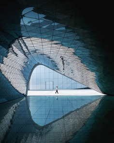 Fantastic Architecture Photography in Seoul by Simon Lachapelle