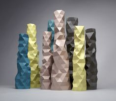 Geometric Sculpture Shapes #sculpture #shapes #geoemtric