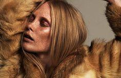 Schön! Magazine October 2010 | Henrik Adamsen #fashion #photography