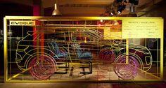 Range Rover Evoque Wireframe Unveiled - BRITISH CAR ENTHUSIASTS