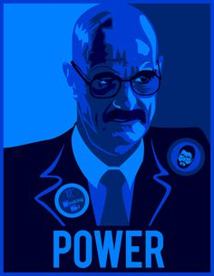 More Breaking Bad Posters #walter #nick #bad #white #breaking #meth #spanos #barrack #heisenberg #posters #obey #science #obama