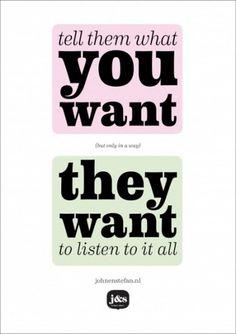 Johnenstefan.nl #truth #ads #design #advertising #websites #johnenstefan #poster #typography