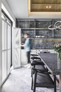 Nurol Life Apartment in Istanbul / Escapefromsofa