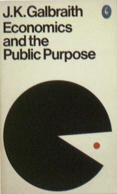 Penguin Books - Economics and the Public Purpose #covers
