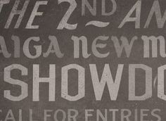 aiga_nm__showdown_04 #type #timey #design #ole