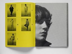 SI Exclusive: Graphic Design for Fashion | September Industry #layout