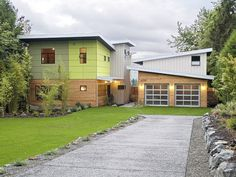 PH 1 modern exterior #modern