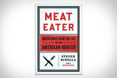 Meat Eater #cover #book