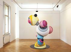 Colourful Geometric Artworks by Jan Kalab