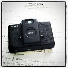 All sizes | Oh the irony. I lomofied my lomo. | Flickr - Photo Sharing! #lomography #lc #lomo