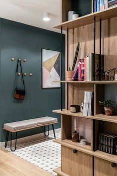 Modern Scandinavian Style Flat for a Young Couple / Raca Architekci 8