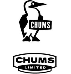 charles s. anderson design co. | Chums Logo Design #logo
