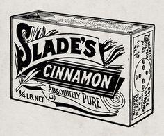 Expresh Letters Blog: 19th century packaging #vintage #packaging