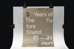 The Future Sound, 5 Years, Gold,