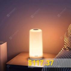 Philips #Zhirui #Smart #Bedside #Lamp #100 #- #240V #( #Xiaomi #Ecosystem #Product #) #- #WHITE