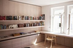 Interior #interior #chair #books