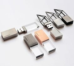 USB Flash Drives Collection #tech #flow #gadget #gift #ideas #cool