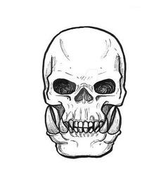Inktober/Orctober #10: Teeth by Narnise