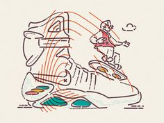 Nike Air Mag x Back to the future