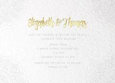 Elegant Collection - Wedding Invitations  #paperlust #wedding #invitation #weddinginvitation #weddinginspiration #elegant #design