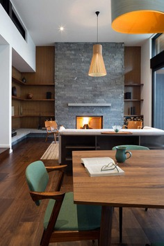 interior design / Julian Carnrite Architect