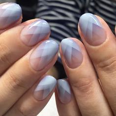 Optical Illusion Nails/Geometric Nails