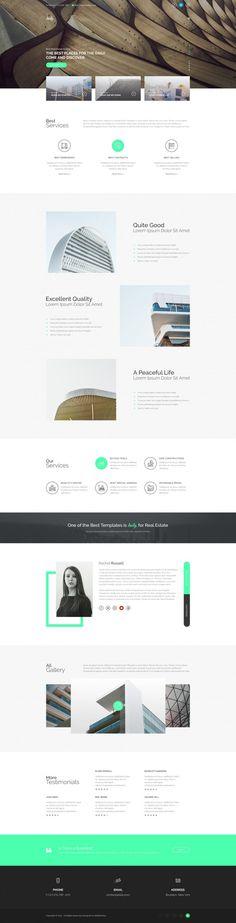 Daily – Unique Modern Design