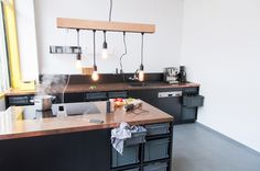 Berlin Studio Kitchen by 45KILO #minimalist #kitchen