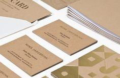 Nina Jarebrink | Christian Bielke #print #branding #stationery
