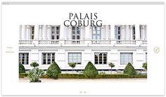 Palais-coburg on WOW-WEB